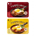 신세계푸드, 경양식 맛집 '구슬함박' 협업 올반 간편식 2종 출시