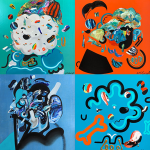 신세계TV쇼핑, 언택트 문화 상품 판매 강화…모바일 라이브로 미술작품 선보인다