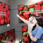 이마트, 75인치 초대형 TV 매출 쑥!