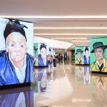 스타필드 코엑스몰, 디지털 사이니지로 새로운 예술의 장 연다