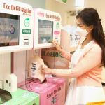 이마트, 세탁세제 리필 매장 도입으로 친환경 소비 앞장