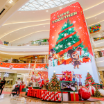 스타필드에 찾아온 연말, 각양각색 크리스마스 트리