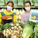 이마트, 농림축산식품부와 김장대전 실시