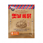 신세계푸드, 추억의 맛과 감성 담은 에어프라이어 전용 HMR '올반 옛날통닭' 출시
