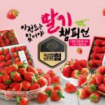이마트, 역대 최대 물량 딸기 행사 선보인다