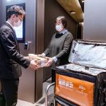 신세계푸드, 구내식당에 '셰프투고' 배달 서비스 도입…'급식사업 경쟁력 높인다'
