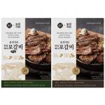 신세계푸드, 인천 숭의가든 협업 '칼집 돼지포갈비' 간편식 출시