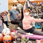이마트, '봄맞이 스포츠용품 대전' 진행, 최대 30% 할인