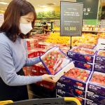 이마트, 유통 구조 혁신으로 '새벽에 수확한 딸기' 대폭 확대