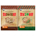 신세계푸드 '올반 옛날통닭' 홈술족 홀리다…누적 판매량 30만개 돌파