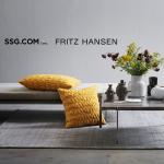 SSG닷컴, 국내 온라인 몰 최초 덴마크 가구 브랜드 '프리츠한센' 입점
