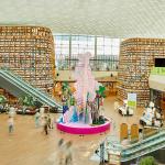 """""""별마당 도서관으로 떠나는 여행"""" '나를 위한 여행' 행사 열린 별마당 도서관"""