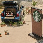 스타벅스커피코리아, MINI 코리아와 함께 특별한 커피 실은 'Brewing Car' 이벤트 전개