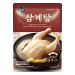 """신세계푸드, """"복날엔 역시 닭이지"""", '올반 삼계탕' 인기…전년비 81%늘어"""