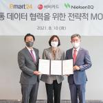 이마트24-BC카드-닐슨컴퍼니코리아, 데이터 업무협약 체결!