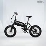 SSG닷컴-신세계百, 이탈리아 럭셔리 브랜드 '몽클레르' 전기 자전거 단독 판매