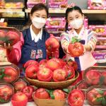 이마트, 상위 1% 왕특과 제수용 홍로 사과 한정 판매